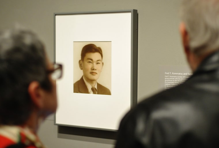 Image: Photo of Fred Korematsu
