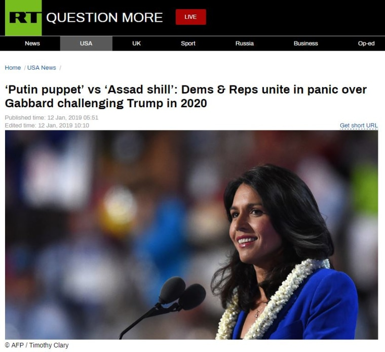 Image result for Hillary Clinton Claims Tulsi Gabbard Is A Russian Mole, Trying To Interfere In 2020 Election