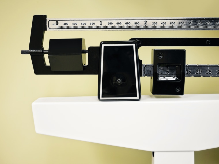 Doctor's Office Scale