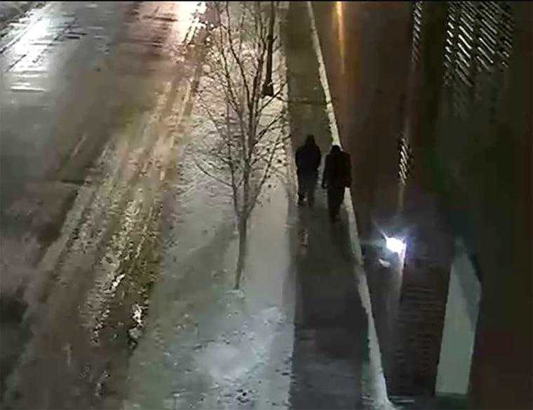Image: Suspects in attack of actor Jussie Smollett