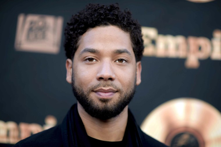 Probe into alleged Jussie Smollett attack shifts to whether actor staged incident, source says