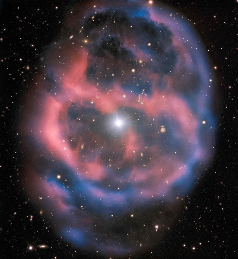 Image: SPACE-NEBULA-ESO57724