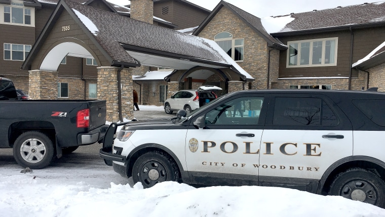 Woodbury police conducted a welfare check at Harvey Kneifl's home after he failed to show up for his trial Thursday morning. They found him injured and an unidentified woman dead.