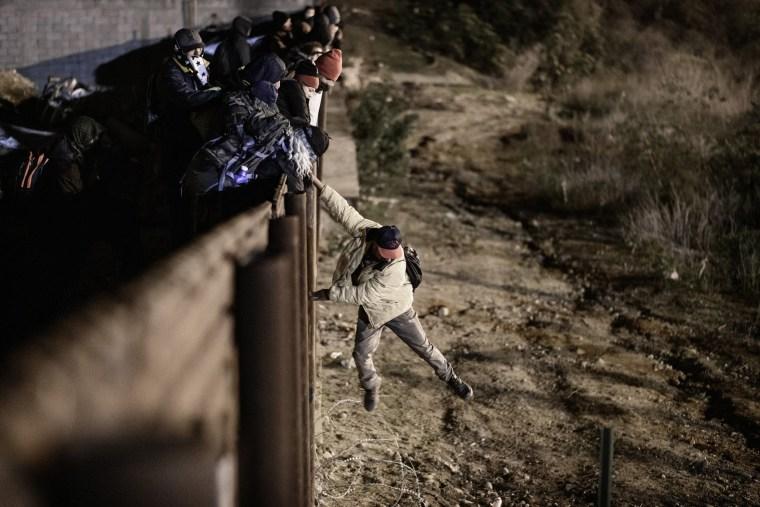 Image: San Diego Border