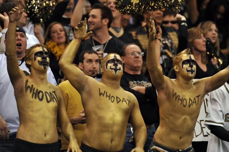 Image: New Orleans Saints