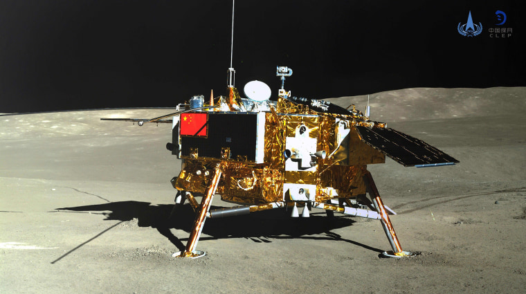 Image: FILES-CHINA-SPACE-MOON