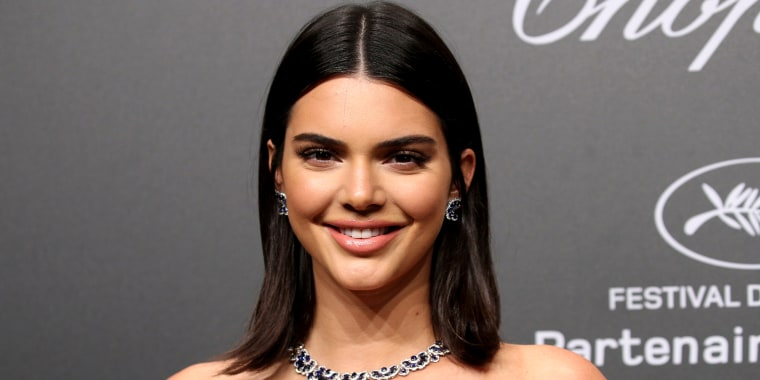 Kendall Jenner gets bangs