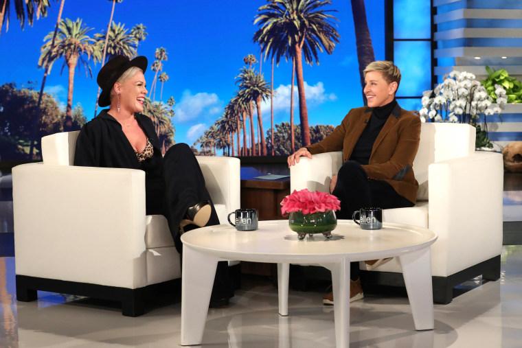 Pink/Ellen