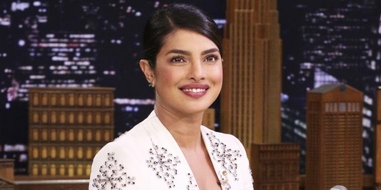 Priyanka Chopra Jonas explains why she wanted to take husband's name