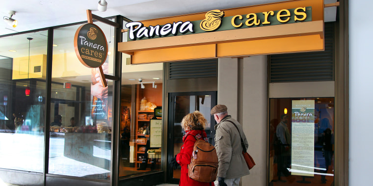 Panera Cares Opens In Center Plaza