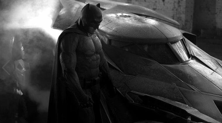 Ben Affleck as Batman in Batman v. Superman