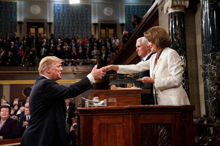 Image: President Trump Delivers State Of The Union Address To Joint Session Of Congress