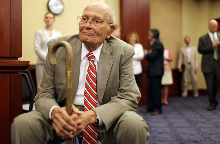 John Dingell, 92, longest-serving member of Congress, dies