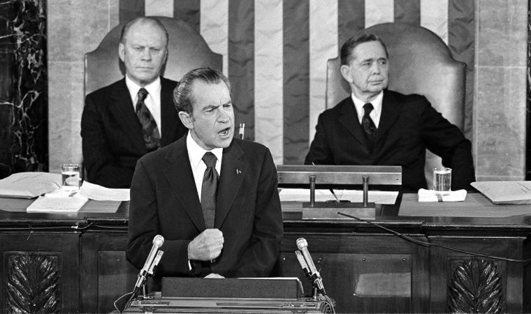 Image: Richard Nixon State of the Union