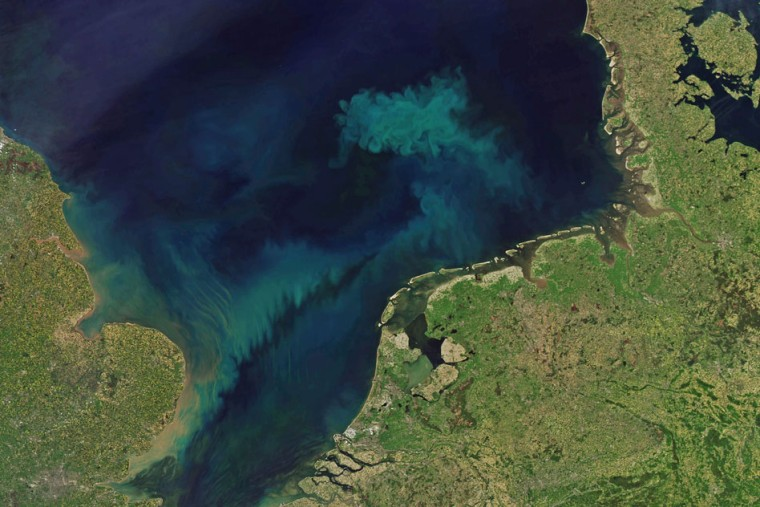 Image: Ocean Color, CLimate Change