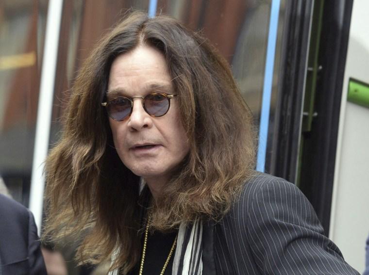 Ozzy Osbourne in 2016.