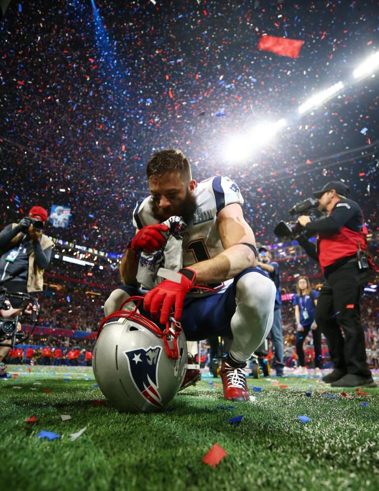 Image: NFL: Super Bowl LIII-New England Patriots vs Los Angeles Rams
