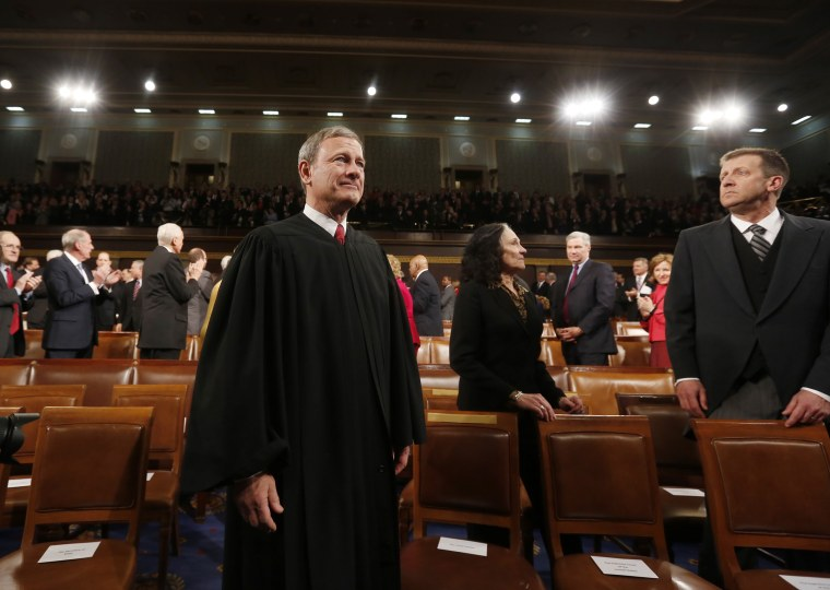 Supreme Court blocks Louisiana abortion law as John Roberts joins liberal justices in 5-4 ruling