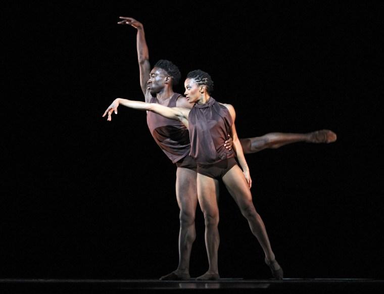 "Alvin Ailey's ""Kairos"" Company Premiere"