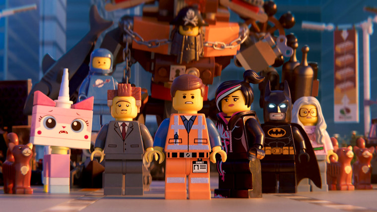 """The Lego Movie 2: The Second Part"" reunites the heroes of Bricksburg once again."