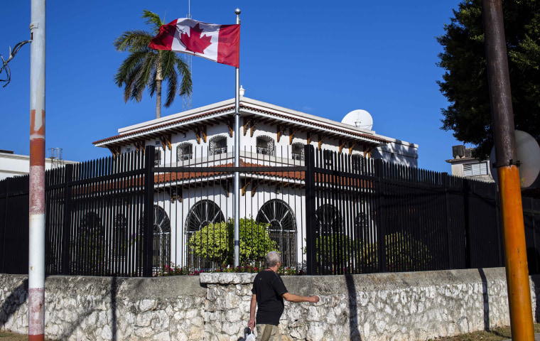 Image: Canada Embassy in Cuba