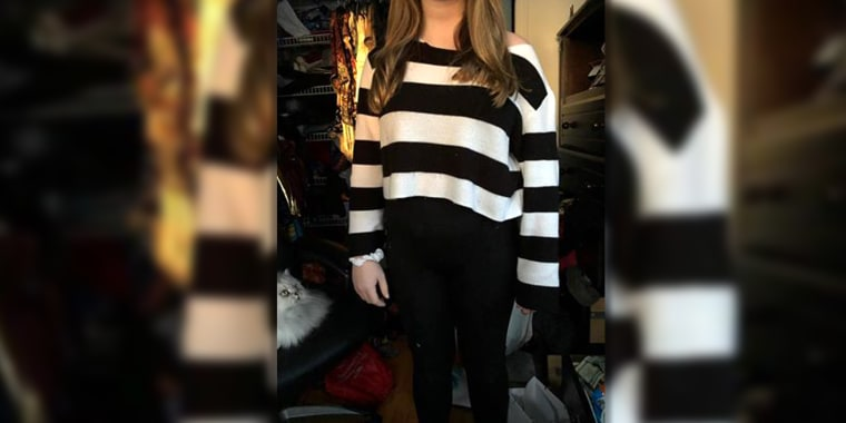 school apologizes after dress coding 13 year old for sweater