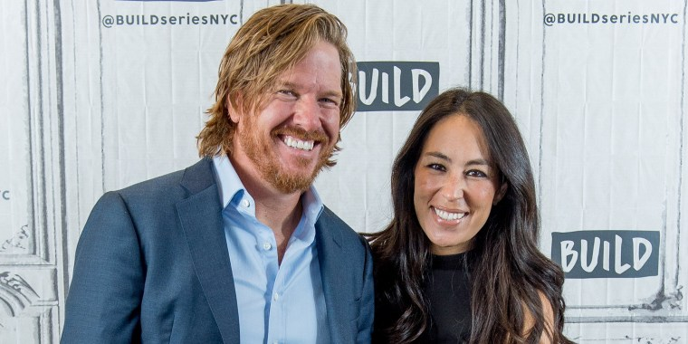 Chip and Joanna Gaines designed and built this modern farmhouse