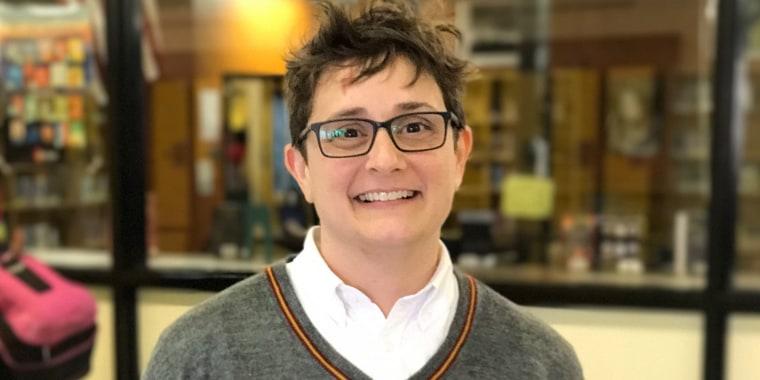 Teacher who experienced gender discrimination