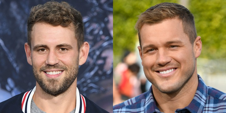 Nick Viall, Colton Underwood