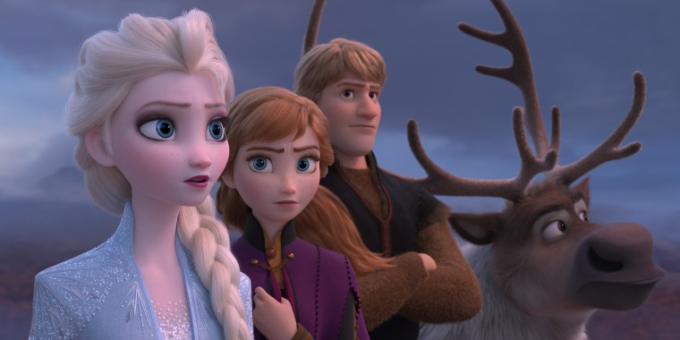 """""""Frozen 2"""" trailer release"""