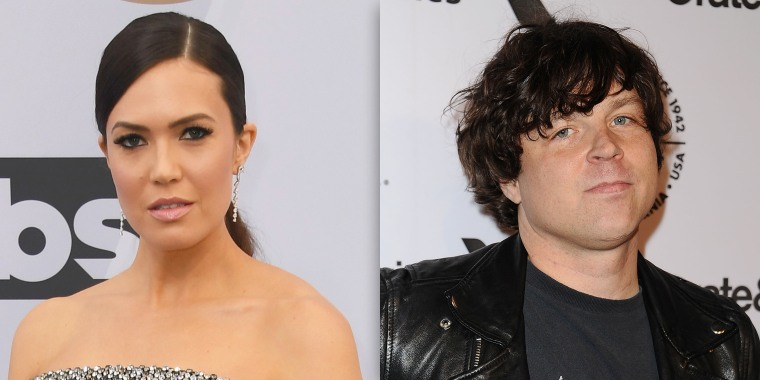 """In a New York Times interview, Moore shared what she describes as """"controlling"""" behavior by Ryan Adams during their marriage."""