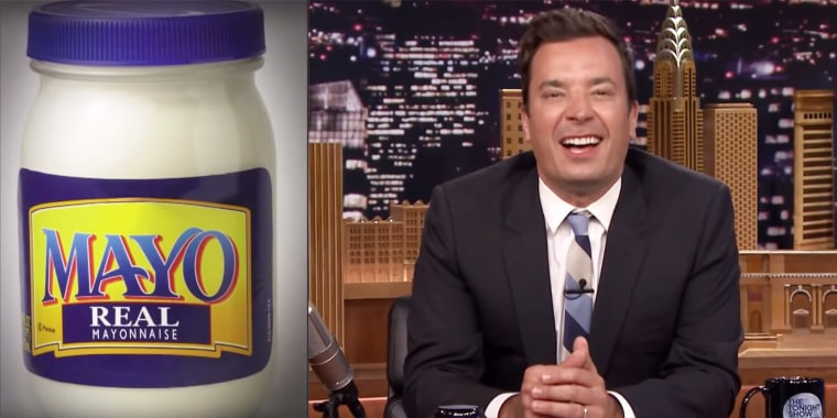 Jimmy Fallon finally reveals why he really hates mayonnaise — and it's hilarious