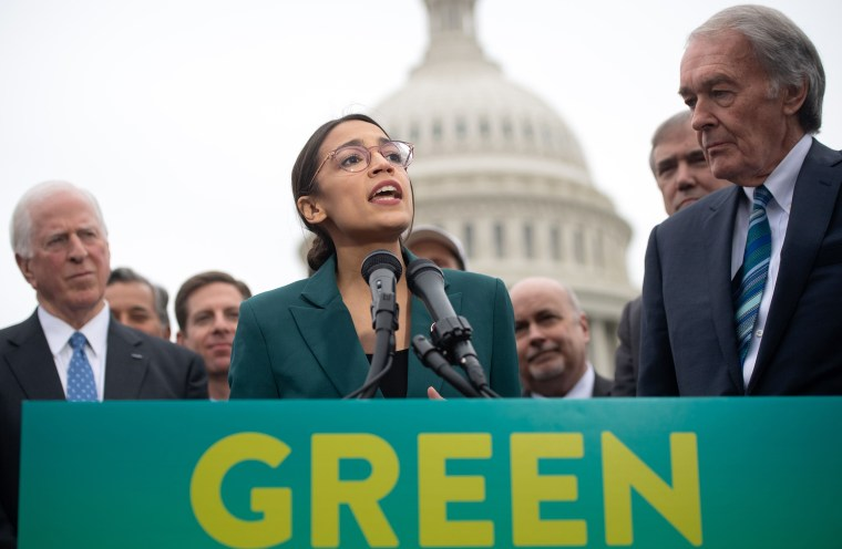 Alexandria Ocasio-Cortez's Green New Deal is a chance for