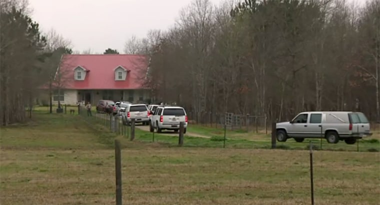 Image: 5 People Were Shot to Death, Found in Polk County House