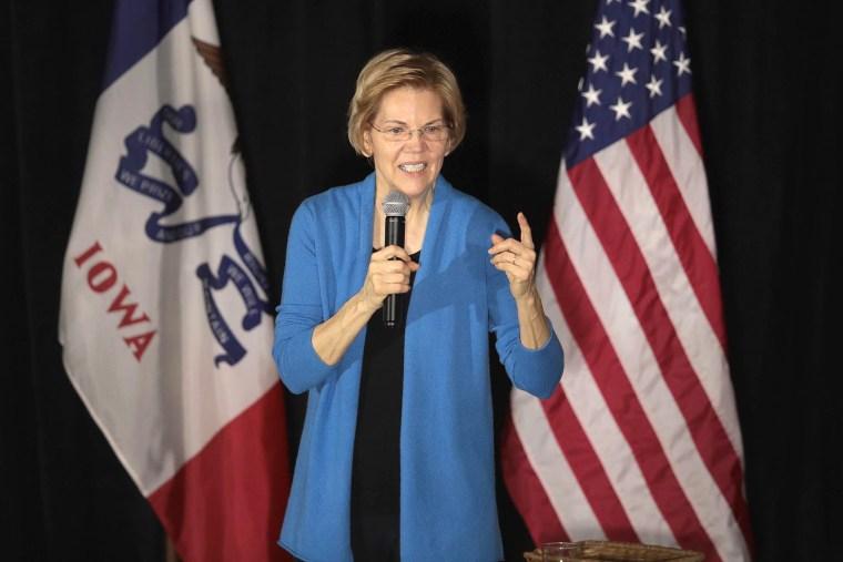Image: Senator Elizabeth Warren