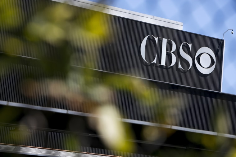 CBS Television City in Los Angeles.