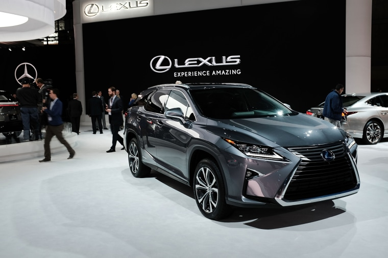 Image: Lexus