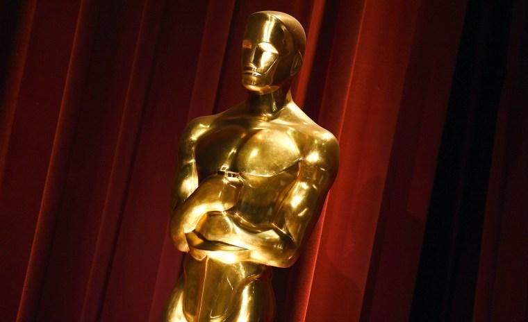 Image: Oscar statue