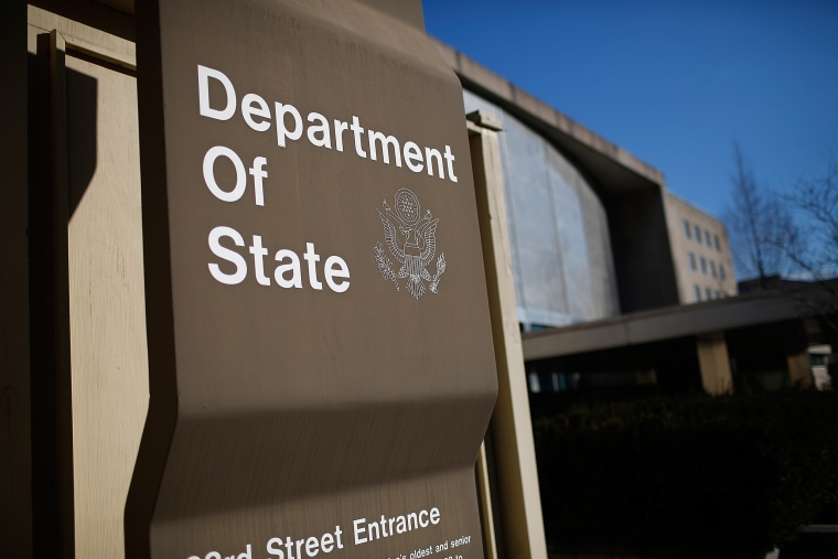 Image: Senior State Department Management Officials Forced To Resign