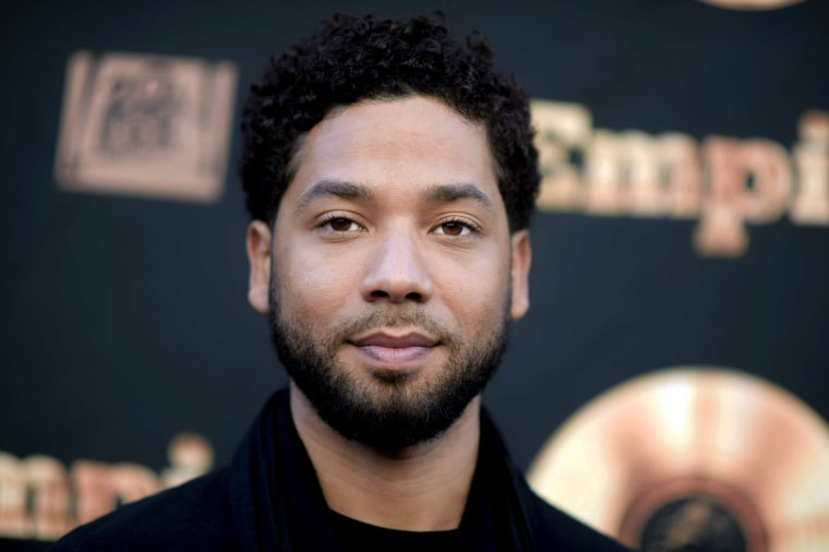 "Image: Actor and singer Jussie Smollett attends the ""Empire"" FYC Event in Los Angeles"