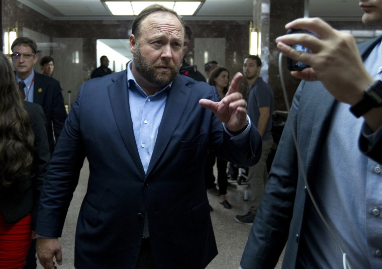 Image: ALex Jones, Infowars