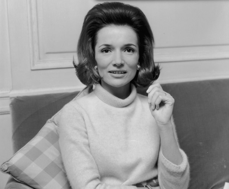 Lee Radziwill, style icon and sister of Jackie Kennedy, dies at 85