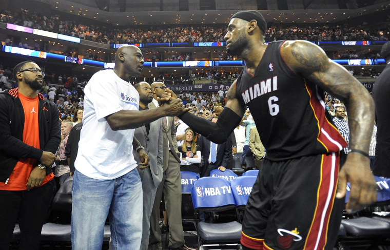 Is LeBron James better than Michael Jordan? Why stats alone can't determine the greatest NBA player of all time