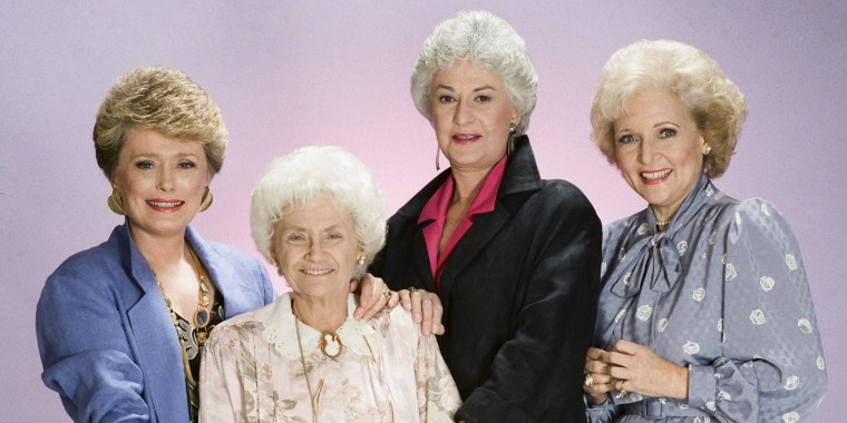 Image: The Golden Girls