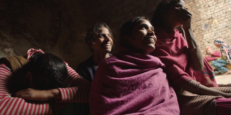"""In the documentary """"Period. End of Sentence."""", women in India tell of the stigma, shame and lack of access to sanitary protection they must confront every month."""