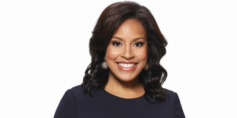 Sheinelle Jones, co-anchor, Weekend TODAY