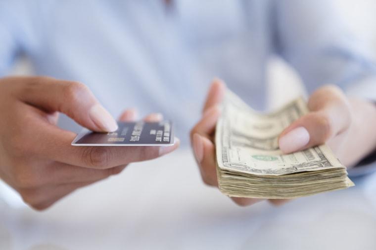 Photo: Debt and savings