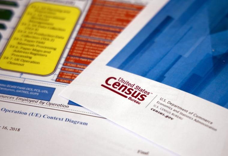 Image: United States census