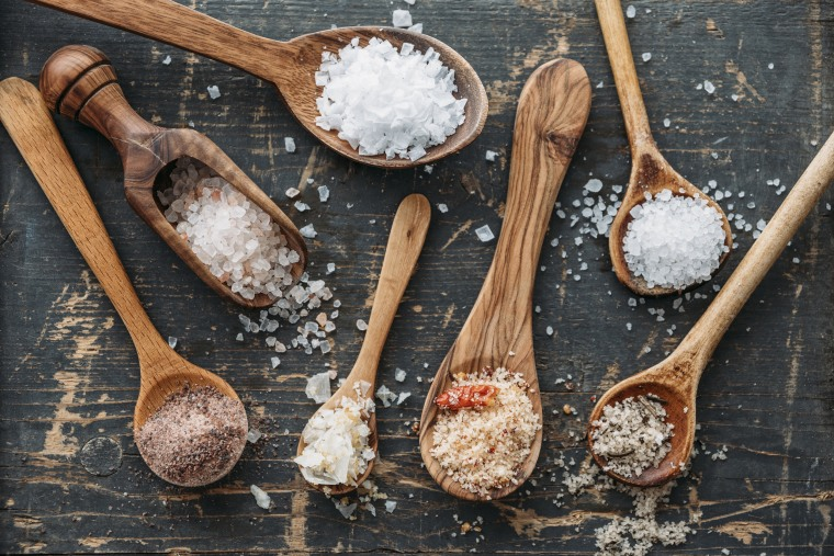 Is sea salt healthier than regular salt?