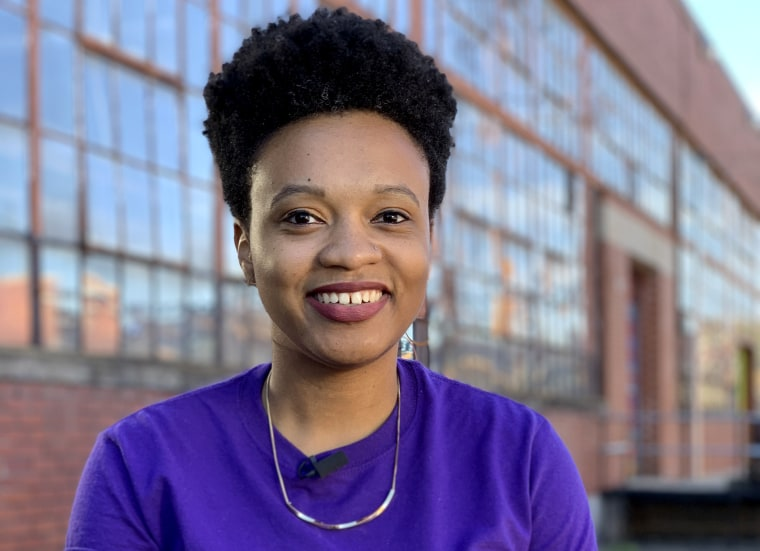 This black engineer left her dream job to make a difference